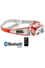 Фонарик Petzl Reactik + LED красный
