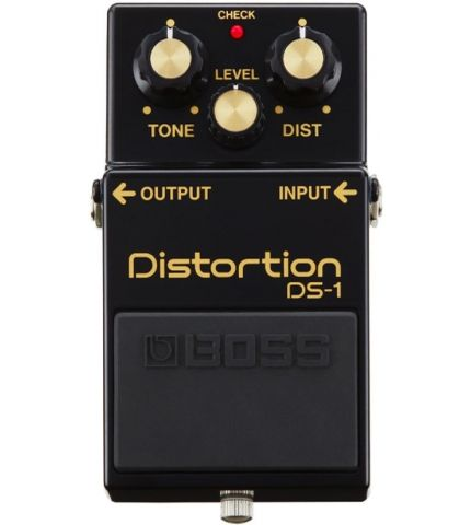 Фото 0 Педаль для гитары Boss DS-1 Distortion 40th Anniversary
