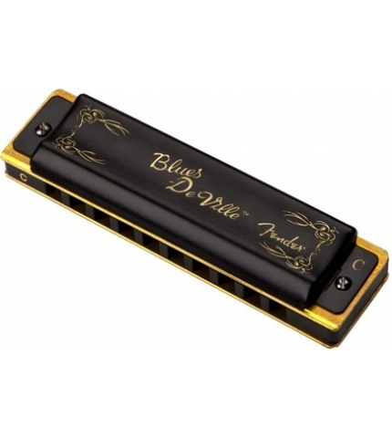 Фото 0 FENDER Blues DeVille Harmonica, Key of E Губная гармоника