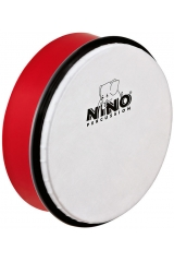 Ручной барабан Nino Percussion NINO4R, красный