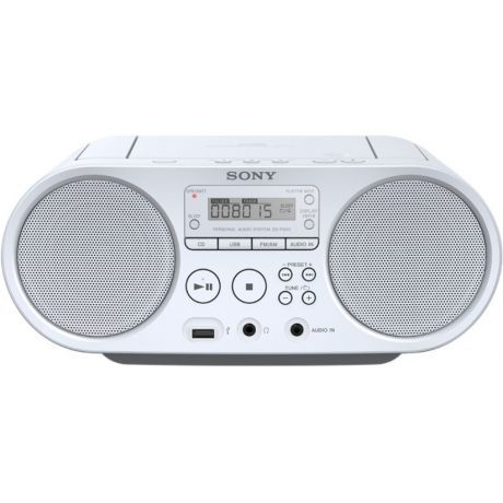 Магнитола Sony ZS-PS50 белая