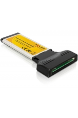 Ethernet-адаптер Delock Express Card Network adapter