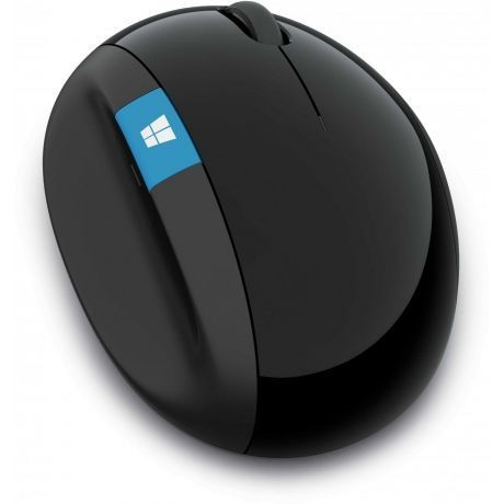 Мышь Microsoft Sculpt Ergonomic Wireless Black