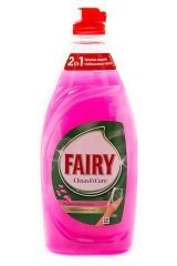 Гель для посуды Fairy Rose Clean and Care 500 мл