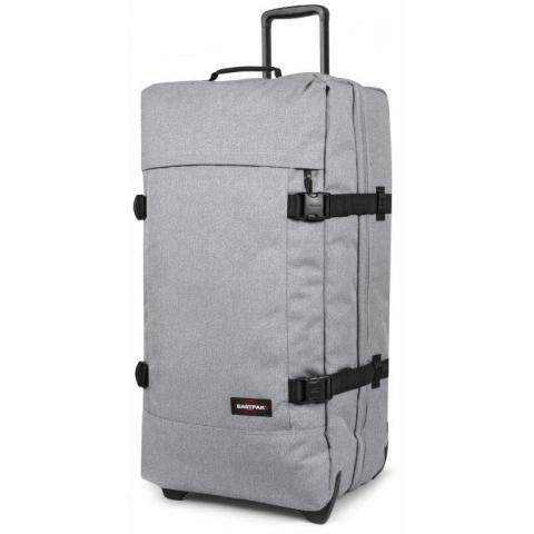 dddec30246ce Дорожная сумка Eastpak Tranverz L 79 см, серый купить в Санкт-Петербурге