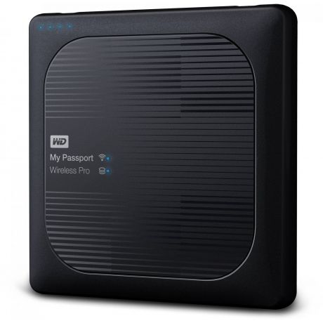 Western Digital My Passport Wireless Pro 2 TB (WDBP2P0020BBK-EESN)
