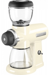 Кофемолка KitchenAid 702EAC кремовая