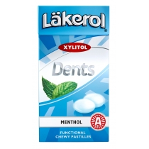 Пастилки Lakerol Dents 36 гр