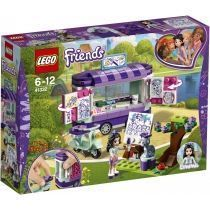 Конструктор LEGO Friends 41332 Выставка Эммы