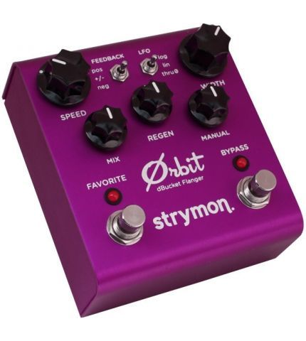 Фото 0 Педаль для гитары Strymon Orbit dBucket Flanger