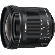 Объектив Canon EF-S 10-18 mm f/4.5-5.6 IS STM KIT