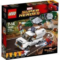 Конструктор LEGO Marvel Super Heroes 76083 Берегись Стервятника