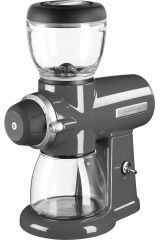 Кофемолка KitchenAid 702EMS серая