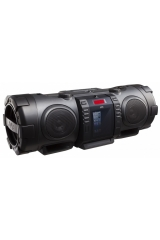 Магнитола JVC RV-NB75BE -BoomBlaster, черный