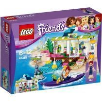 Конструктор LEGO Friends 41315 Магазин для сёрфингистов в Хартлейке
