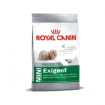 Сухой корм для собак мелких пород Royal Canin Mini Exigent 800 г