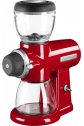 Кофемолка KitchenAid 702EAC красная